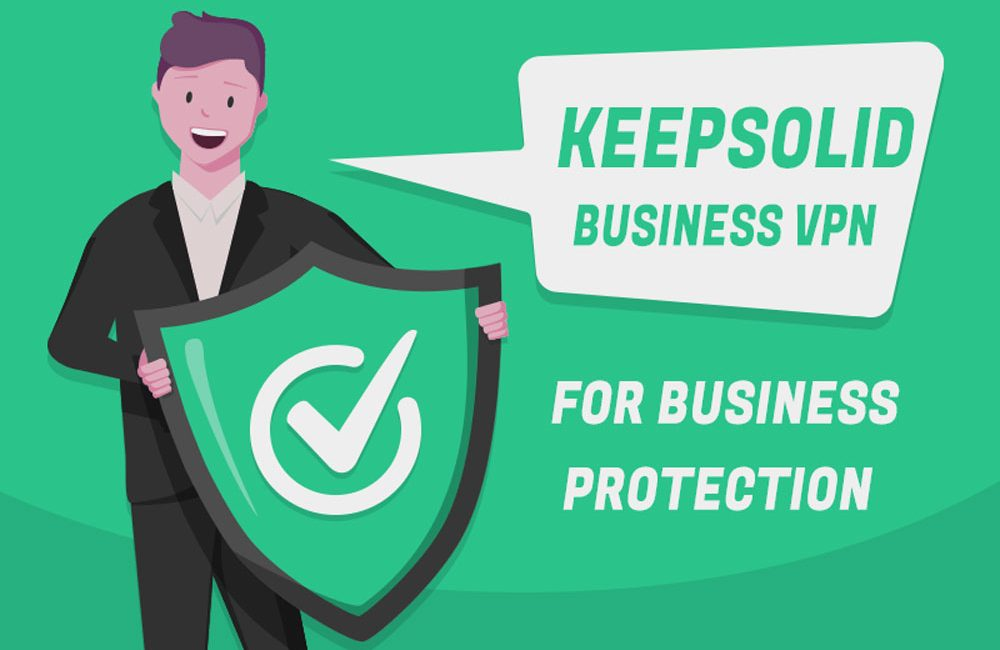 KeepSolid business vpn review