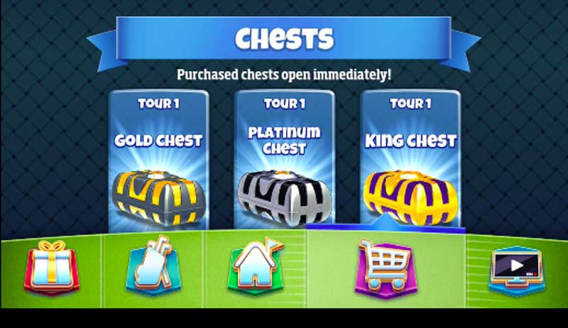 Golf Clash Chest Tips